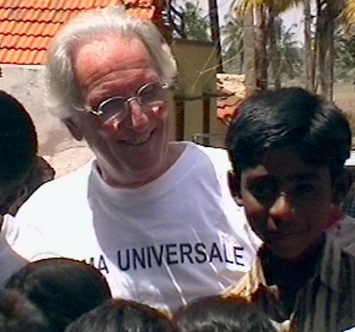 Ramia in missione umanitaria