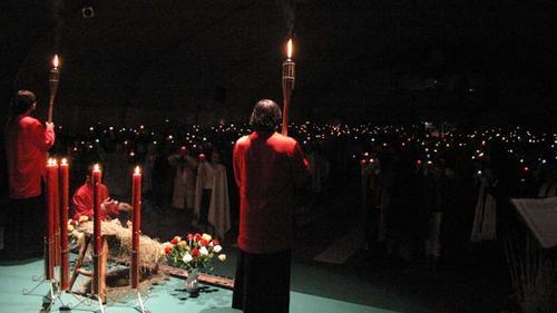"""""""Venite Adoremus"""" – Veglia del S.Natale 2008"""