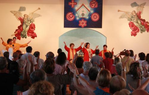 Solenne celebrazione in onore della Divina Madre Miryam – Leini, 15 agosto 2012