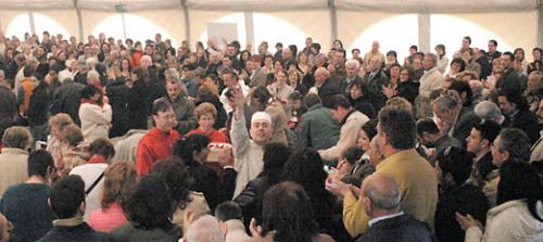 Darshan - aprile 2008